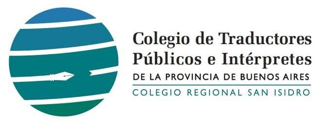 Colegio de Traductores Públicos e Intérpretes – Regional San Isidro